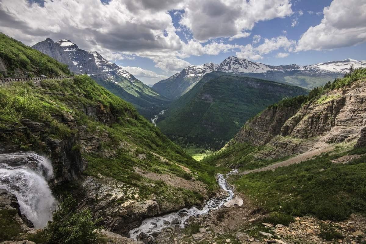 Glacier National Park Montana photo