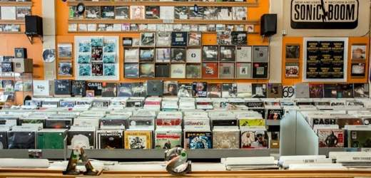 Best Record Stores in Seattle