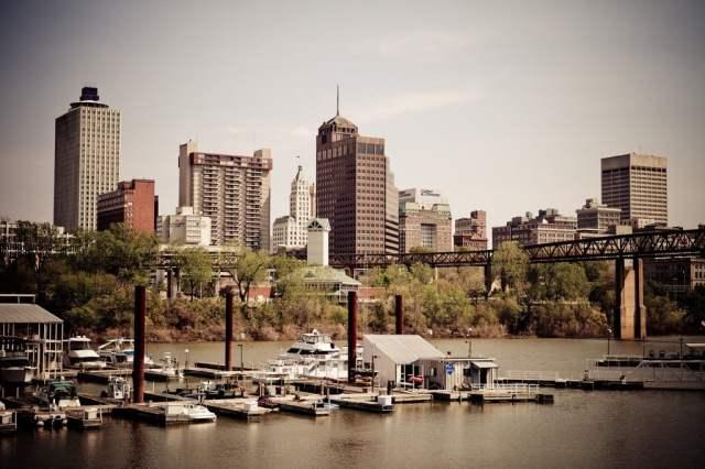 Memphis Tennessee landscape photo