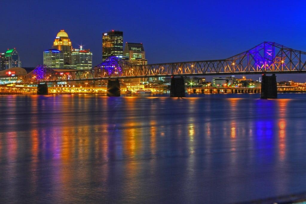 Louisville kentucky festival photo