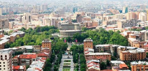 Summer holidays in Yerevan and Tbilisi