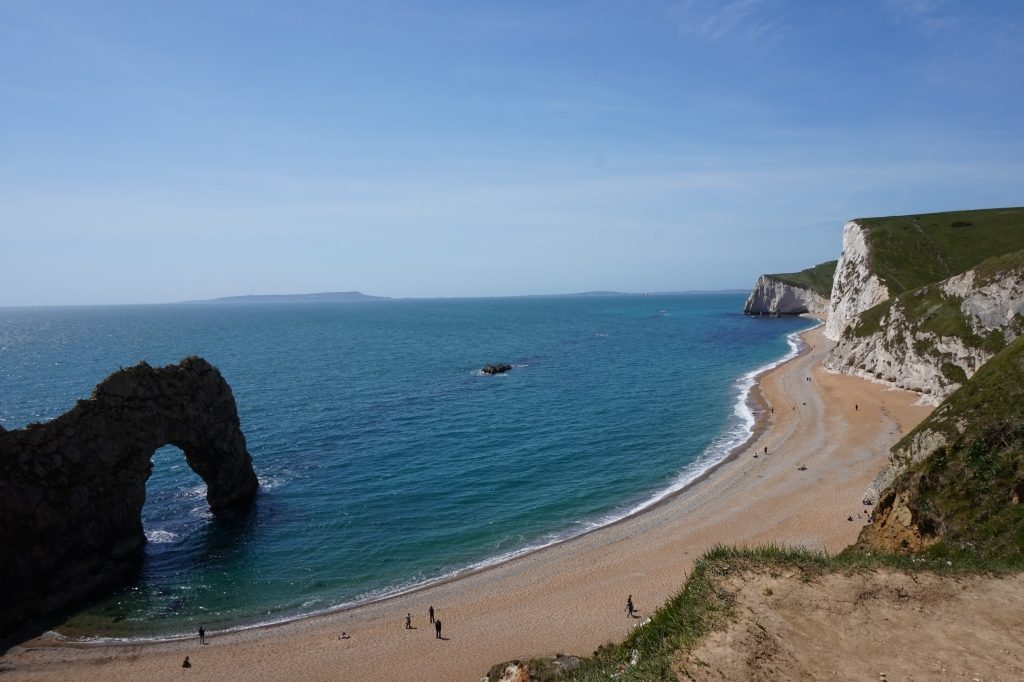 Jurassic Coast in One Day: Durdle Door, Weymouth & West Bay 8