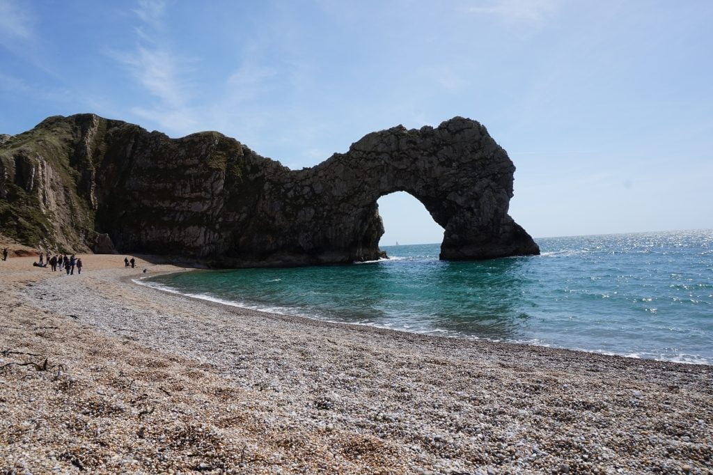Jurassic Coast in One Day: Durdle Door, Weymouth & West Bay 11