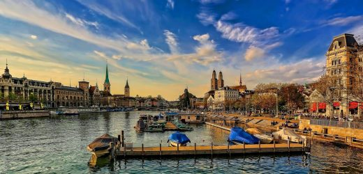 Have you traveled to Zurich? These are 7 Zurich's special places