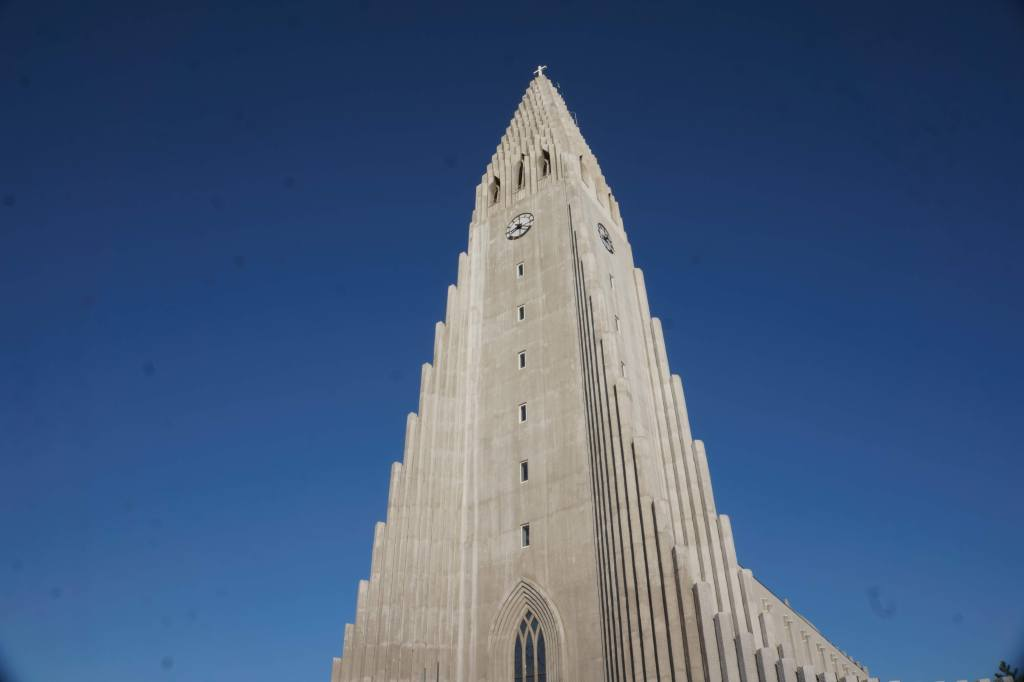 Hallgrimskirkja: View From The Top of Reykjavik's Beautiful Church 16