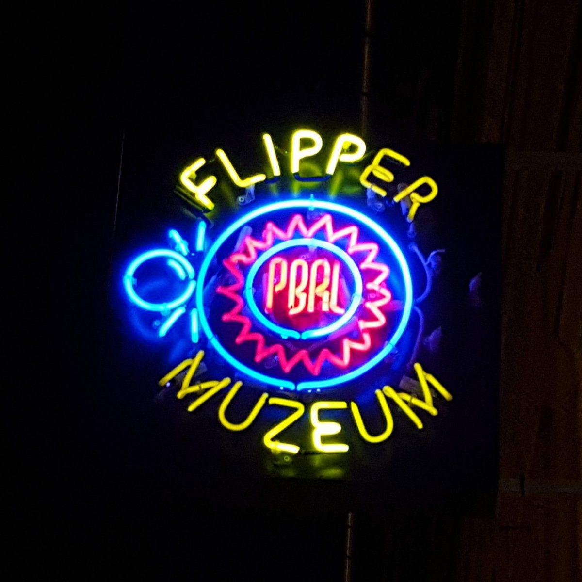 Flippermúzeum: Budapest's Pinball Museum 1
