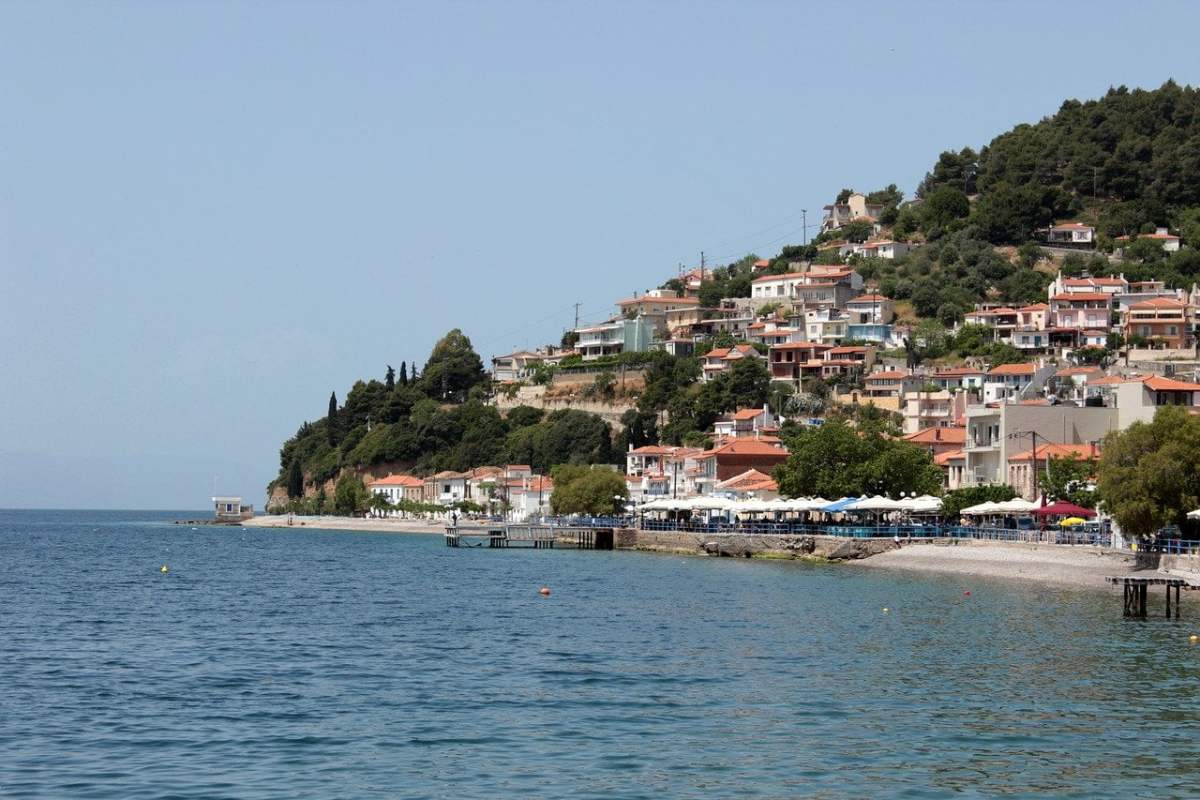 Evia Greece photo