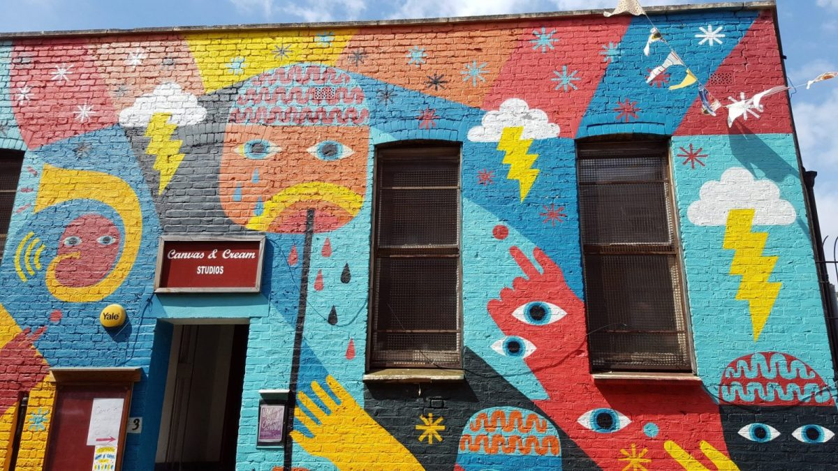 New Street Art in London: Alternative London Walking Tour Review 38