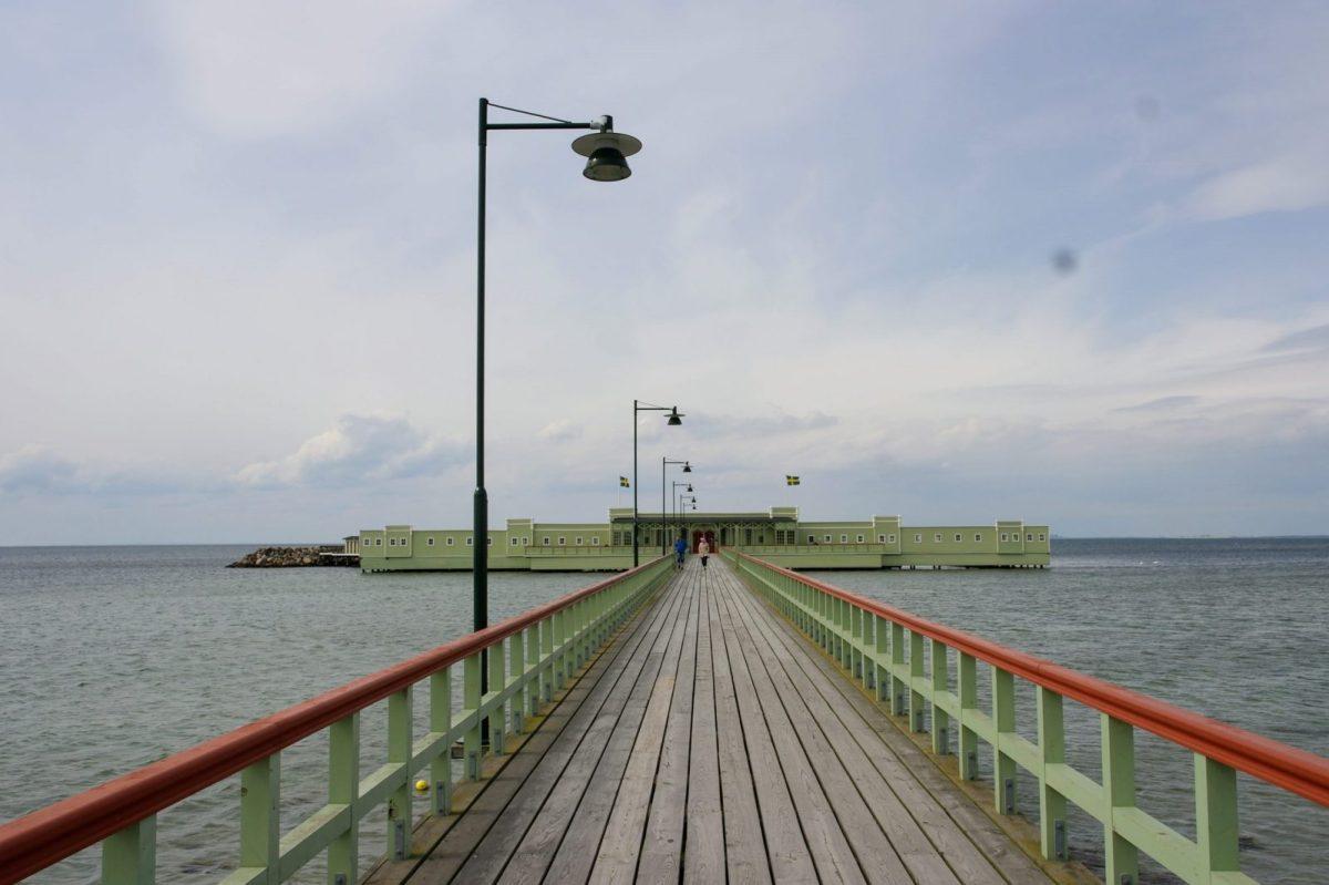 Ribersborg open air baths, Malmö