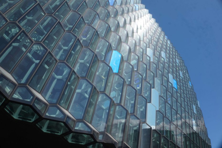 Harpa Concert Hall, Reykjavik: Facade & Interior 2