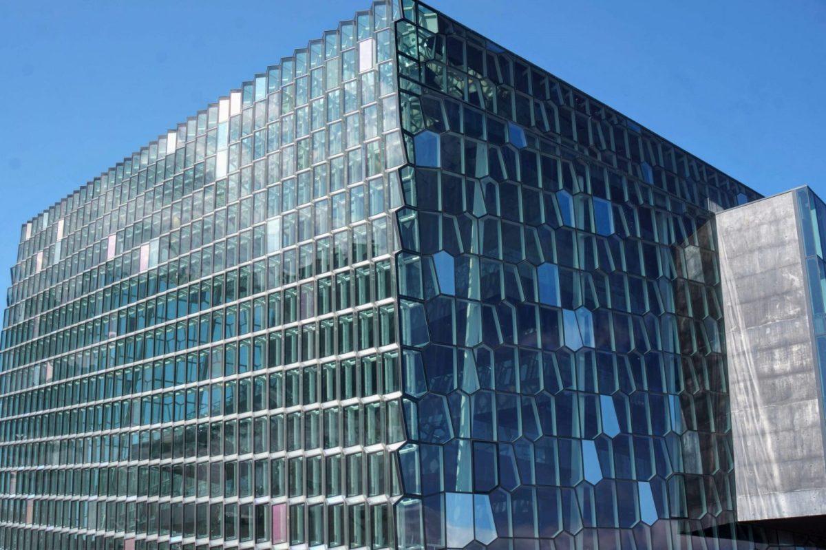Harpa Concert Hall, Reykjavik: Facade & Interior 4