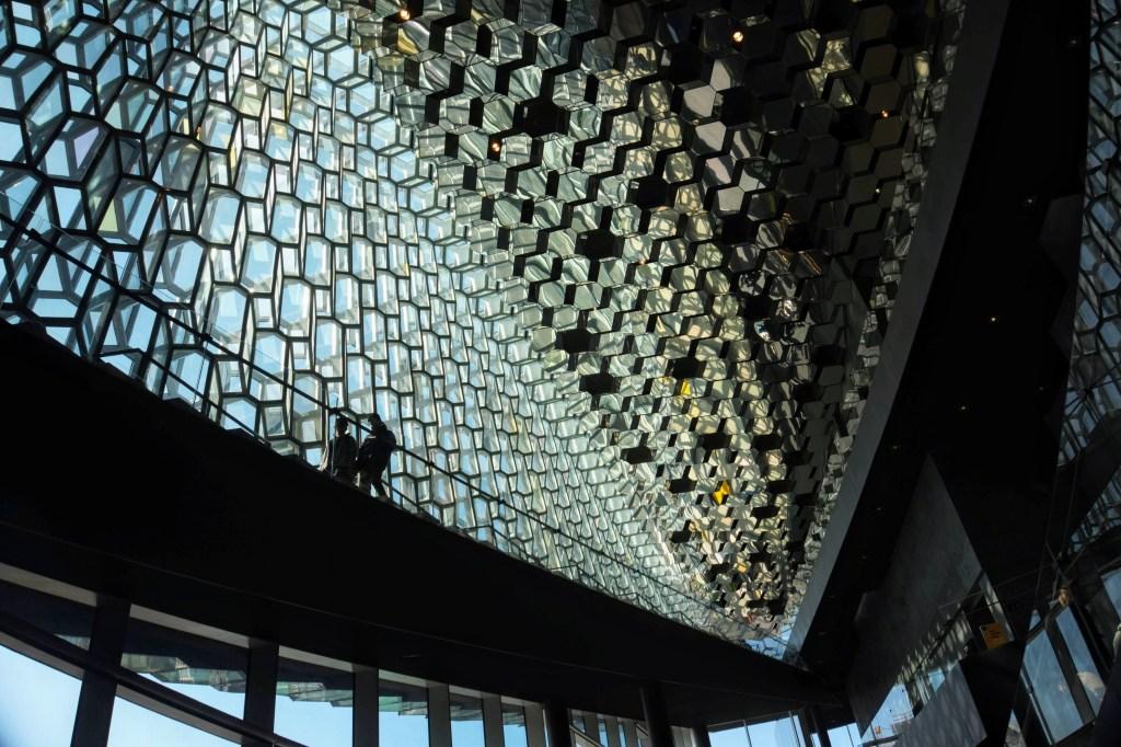 Harpa Concert Hall, Reykjavik: Facade & Interior 5