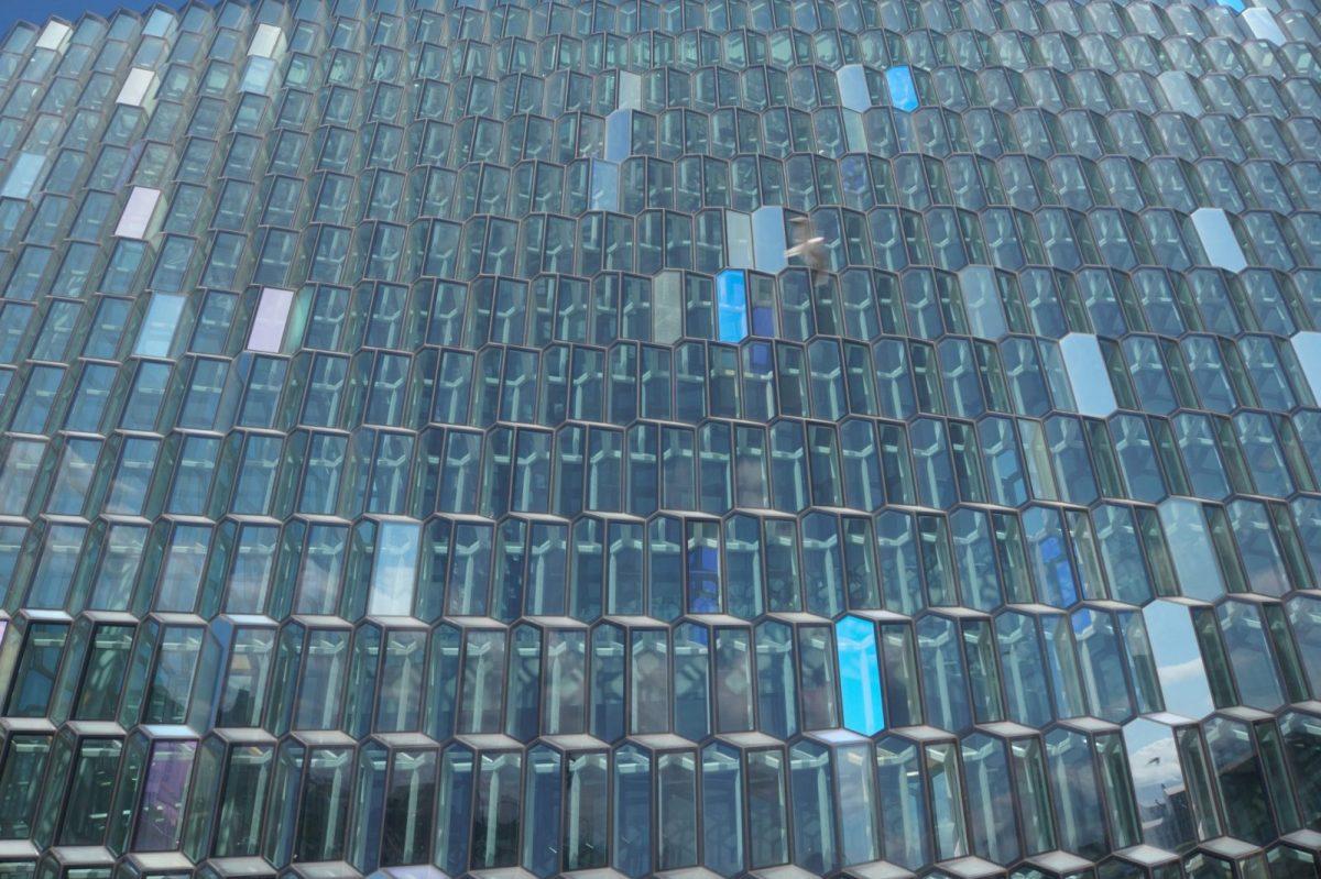 Harpa Concert Hall, Reykjavik: Facade & Interior 3