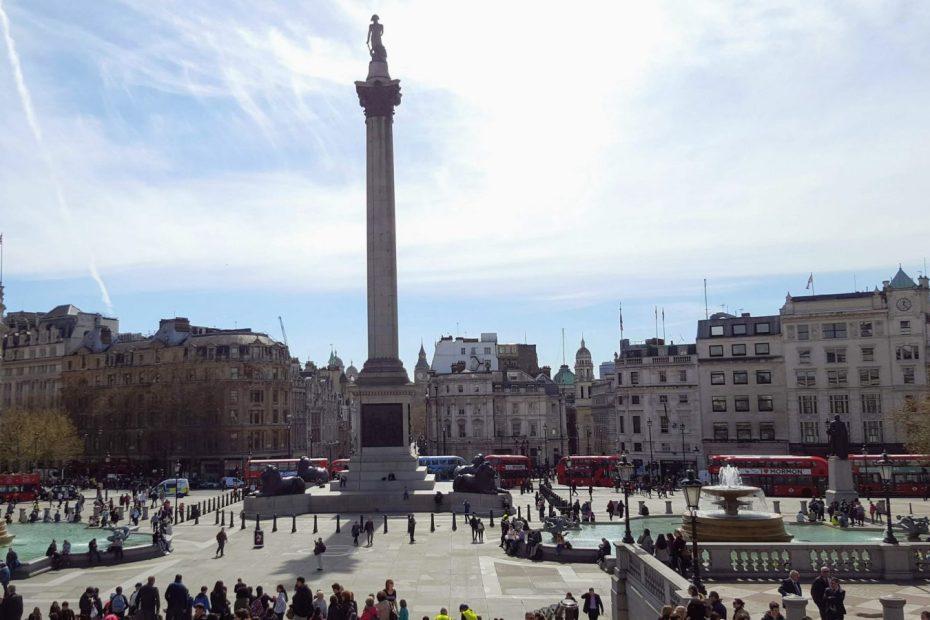 10 Fun Facts & Stories Behind Trafalgar Square 1