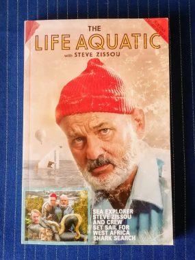 The Life Aquatic screenplay