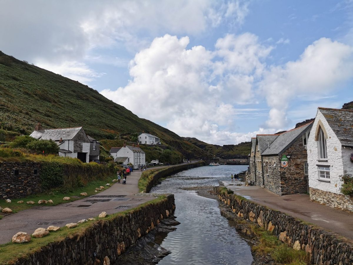 Boscastle Harbour: Photo Gallery 20