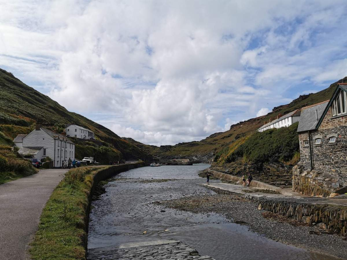 Boscastle Harbour: Photo Gallery 3