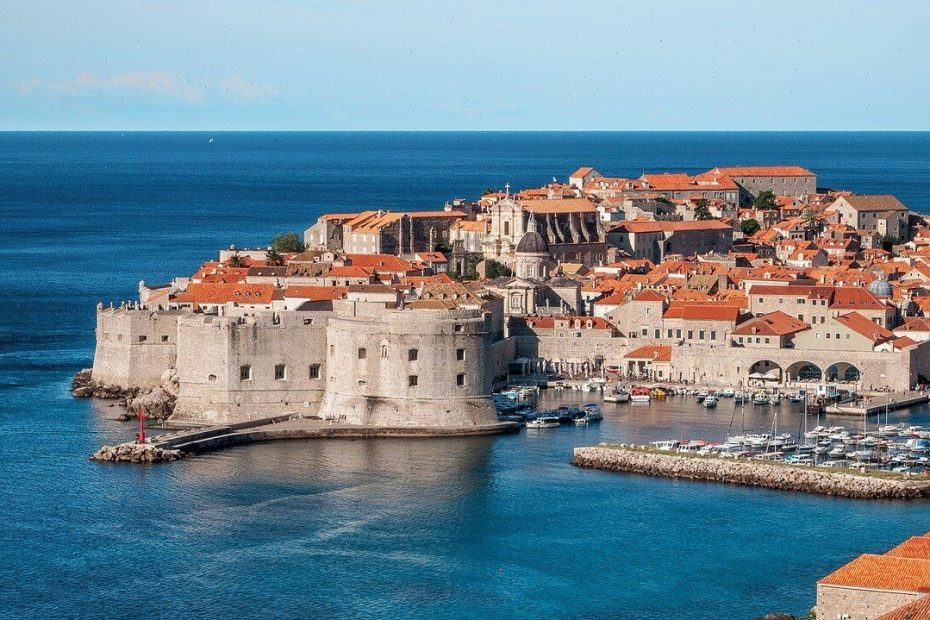 dubrovnik, croatia, kings landing
