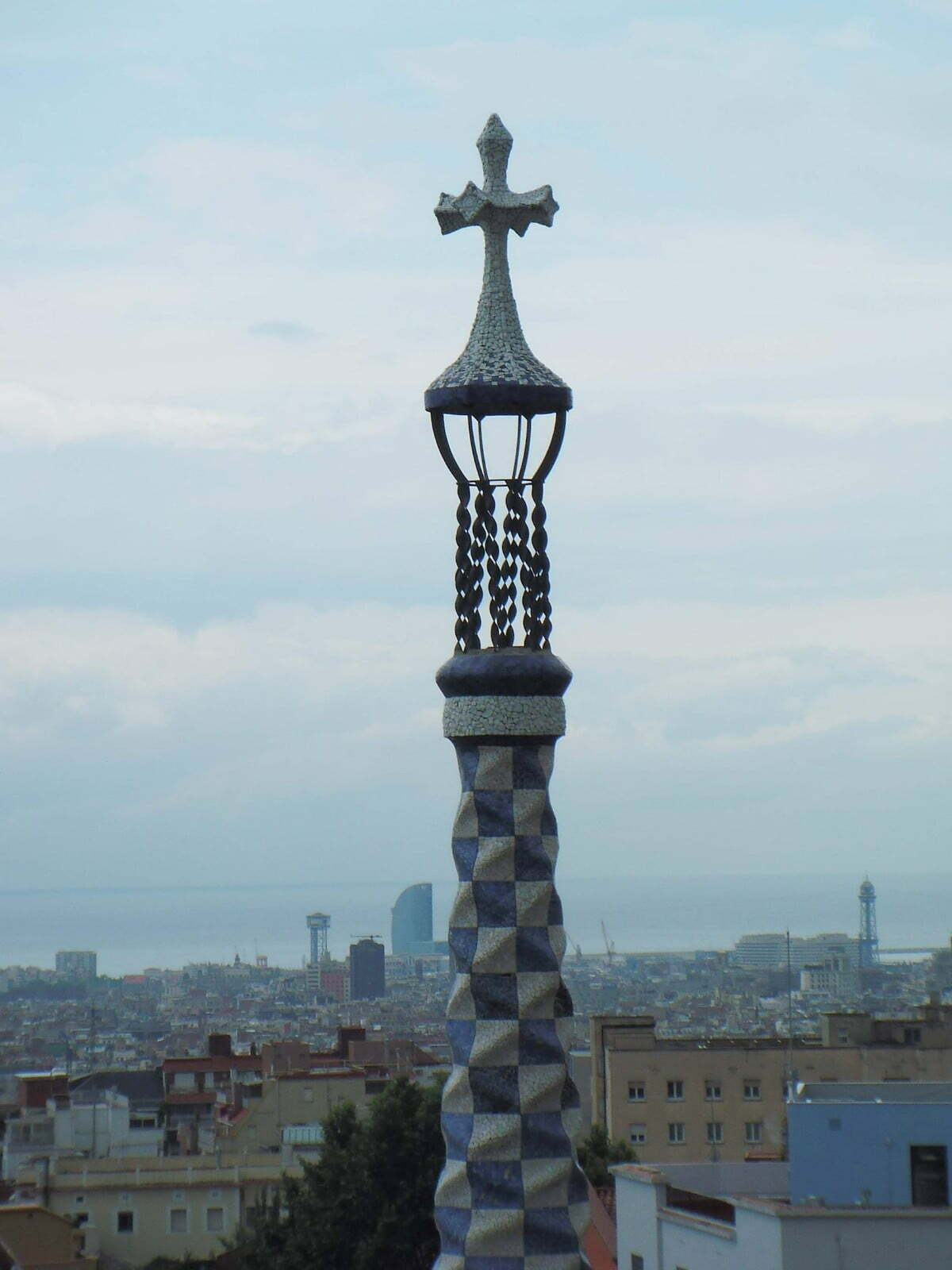 Gaudi's Gingerbread House in Parc Guell Looks Delicious 3
