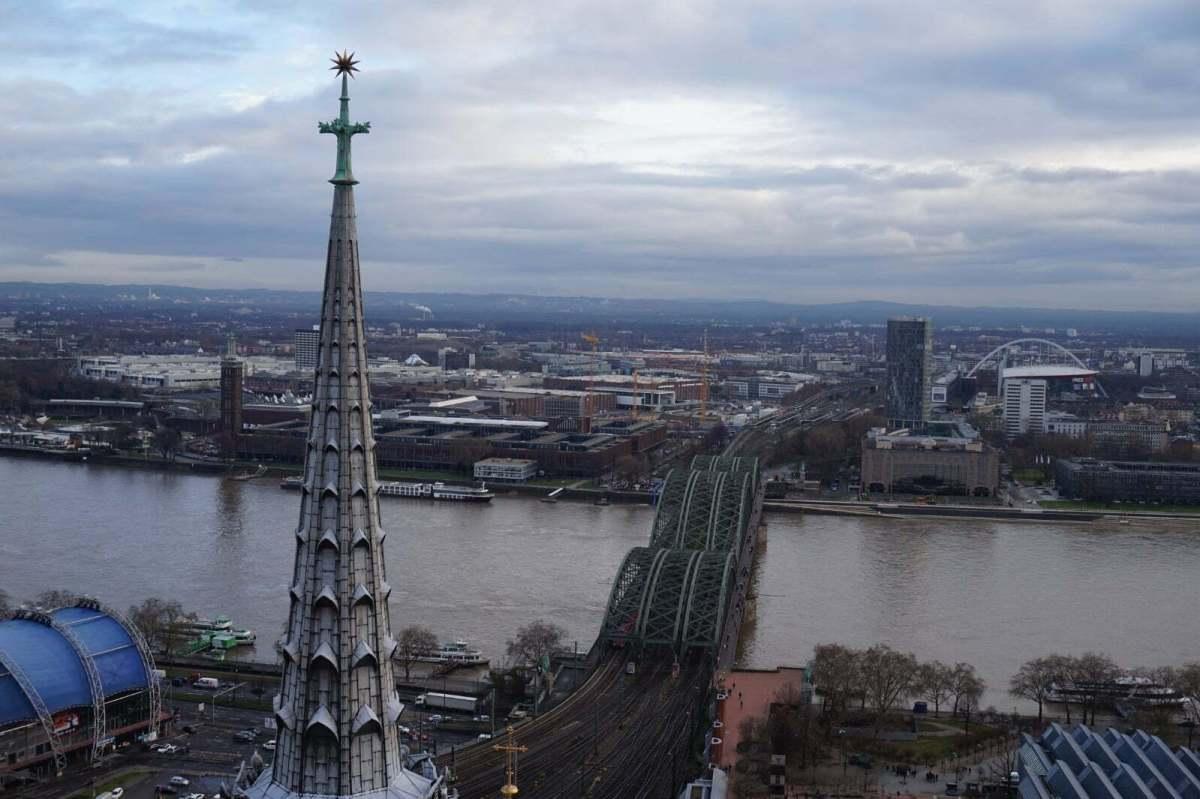Cologne's Cathedral, Love Lock Bridge & Koln Triangle: A Walk Of Surprises 10