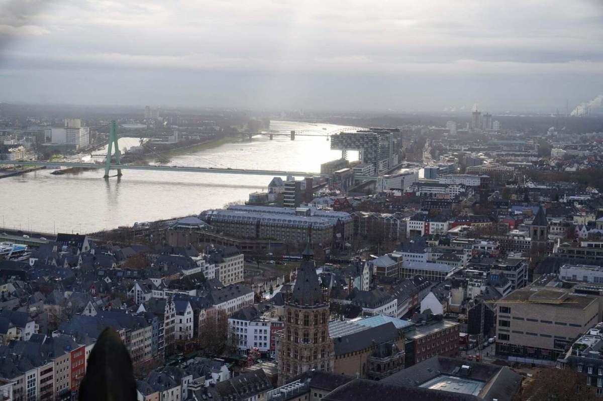 Cologne's Cathedral, Love Lock Bridge & Koln Triangle: A Walk Of Surprises 15