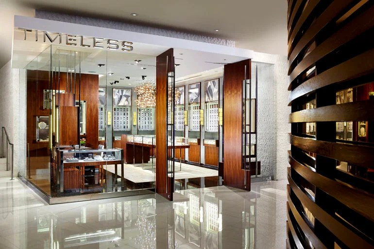 Fontainebleau Set To Open New Jewelry  Watch Store