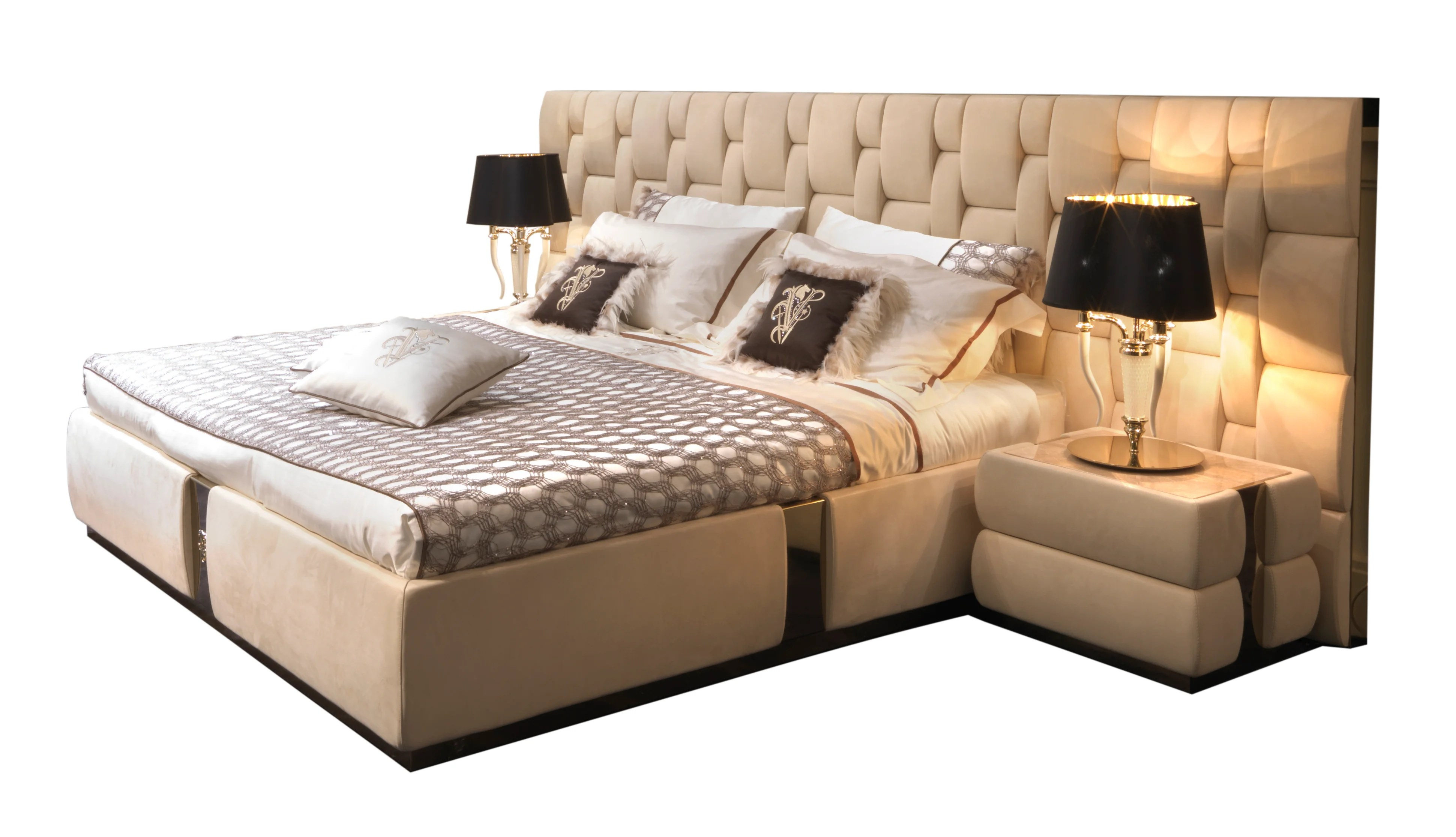 Visionnaire Release 2014 Bed Collection Elite Traveler