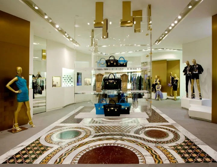 New Versace Flagship Store Opens in Hong Kong  Elite Traveler