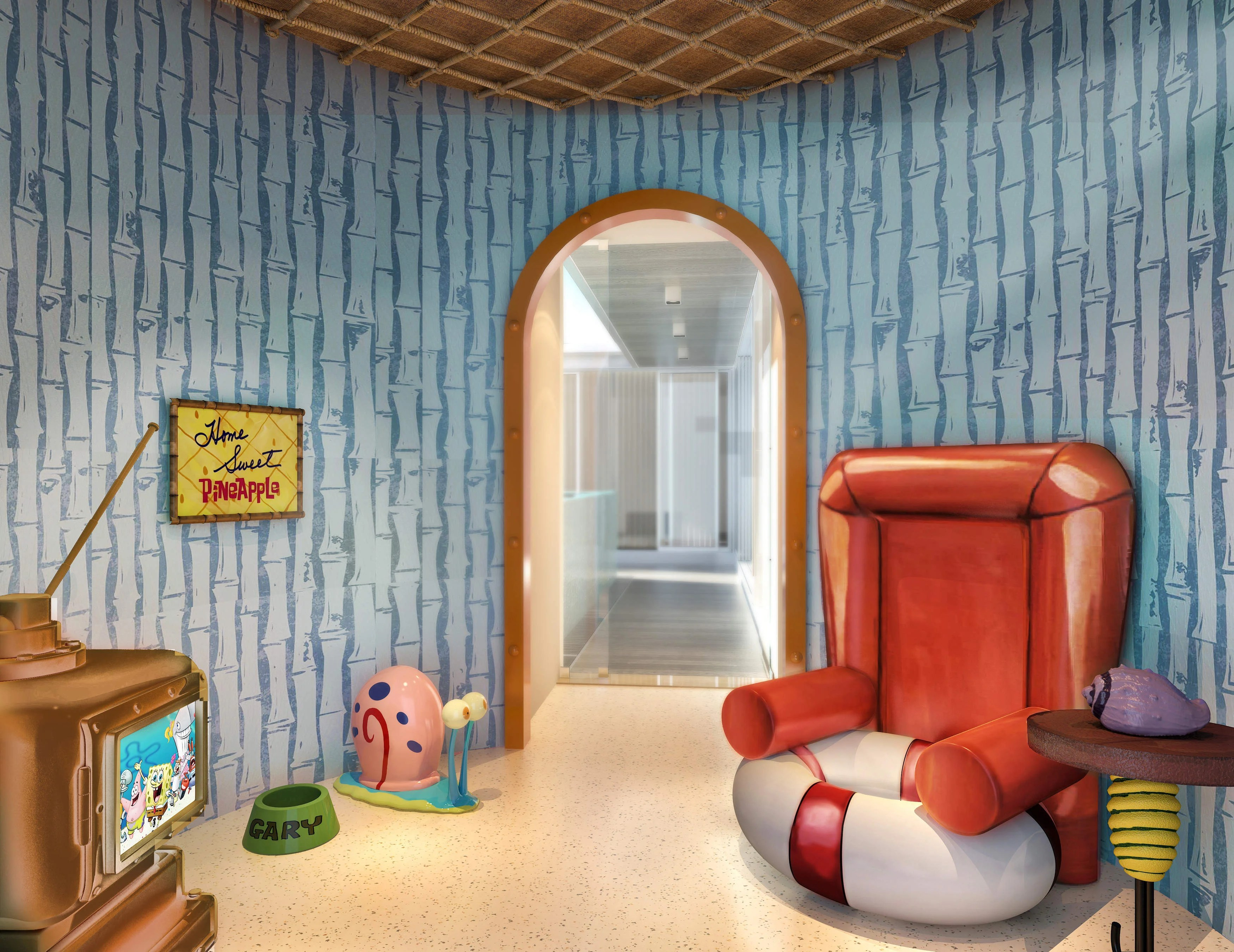 Nickelodeon Hotels  Resorts Debuts the Worlds First and