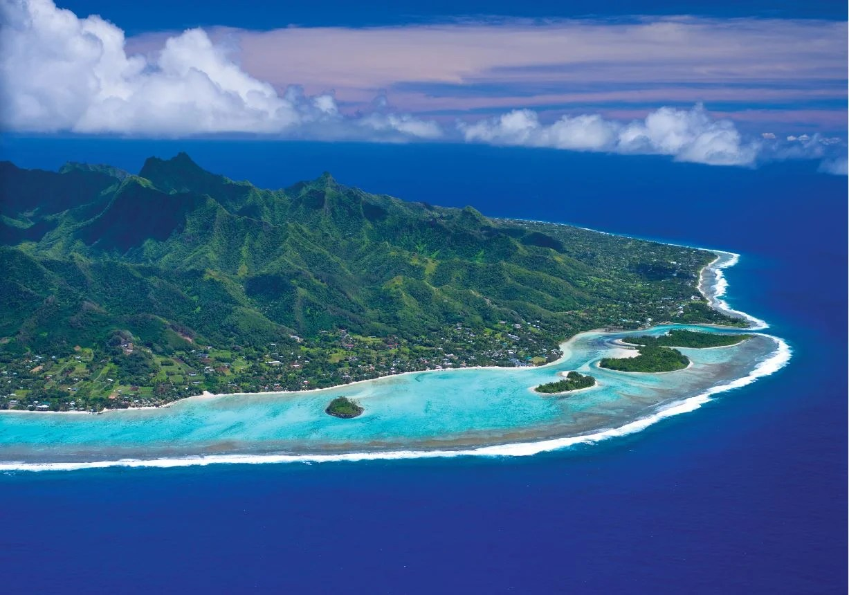 Guide To Cook Islands Page 2 Of 5 Elite Traveler