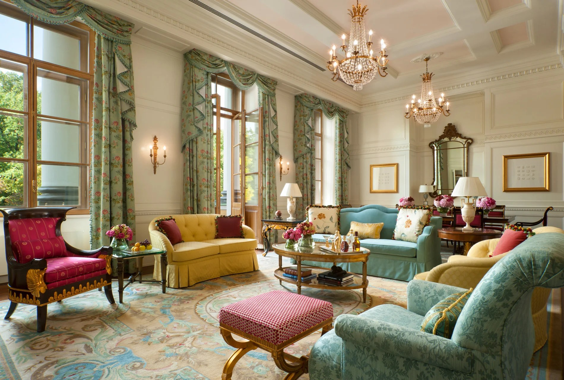 Four Seasons Hotel Lion Palace St Petersburg Russia