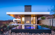 Sb Architects Completes Desert-inspired Home