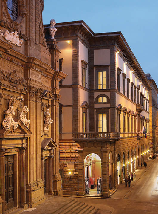 Palazzo Tornabuoni Florence Releases a Limited Number of