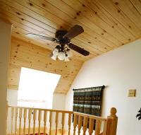 Open beam ceiling insulation - DoItYourself.com Community ...