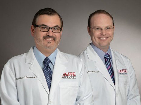 Dr. Ercolani and Dr. Luskin