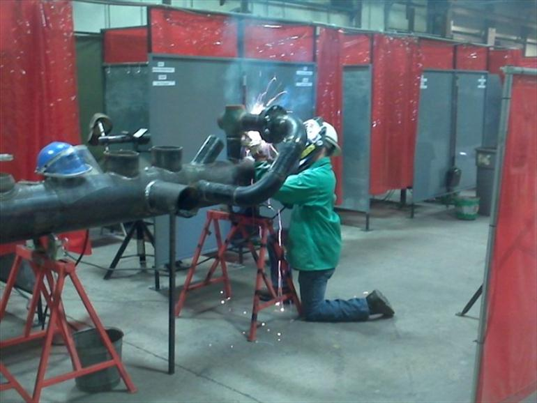 Pipe Welding photo gallery