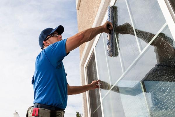 Exterior Window Washing