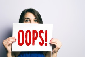 Content Marketing Mistake