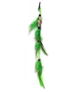 FEATHER EXTENSION MET VLECHT CLIP-IN 35 CM