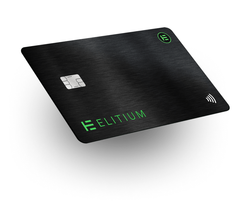 Elitium Crypto Card