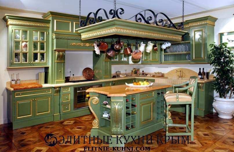 Tuscan Kitchen Collection (3)