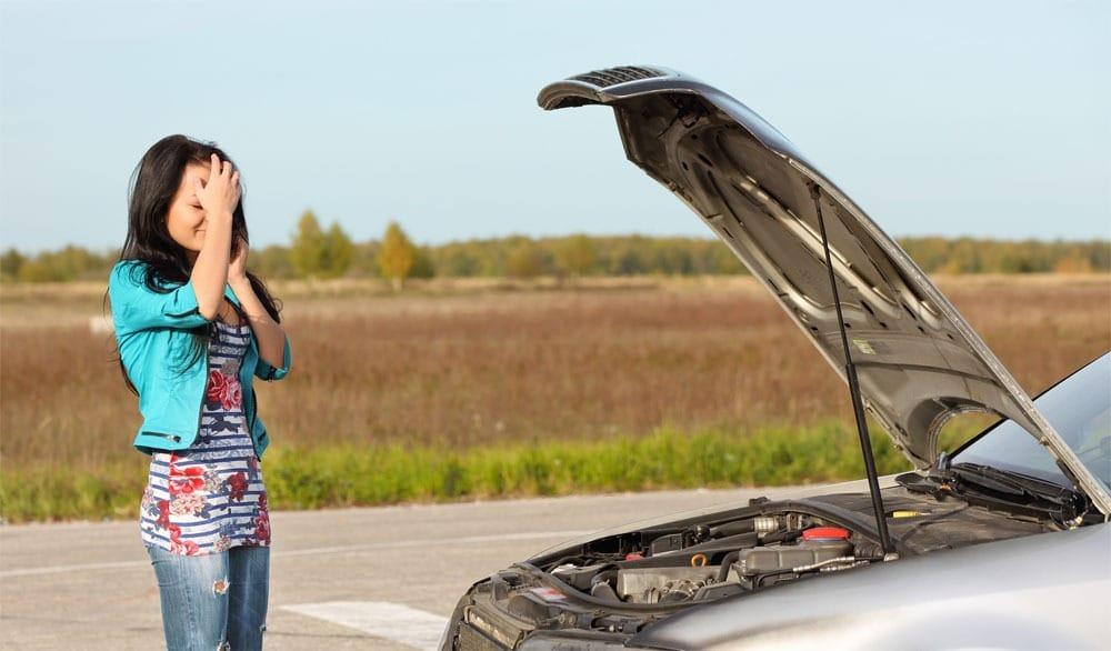 Ce sa faci cand  s-a stricat masina pe autostrada A2?