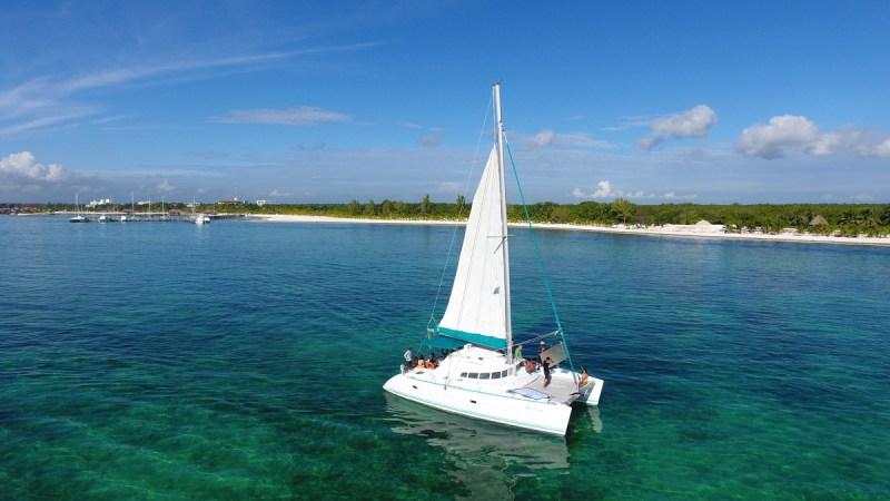 Catamaran Maroma