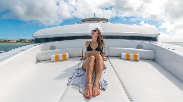 Miami renta un yate