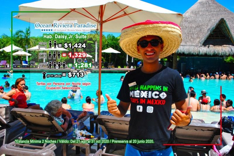 Promocion hotel en Cancun
