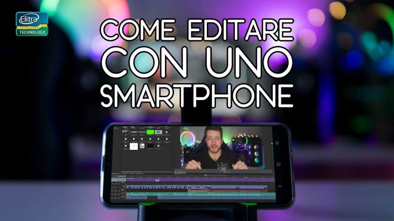 Come editare un VIDEO tramite SMARTPHONE