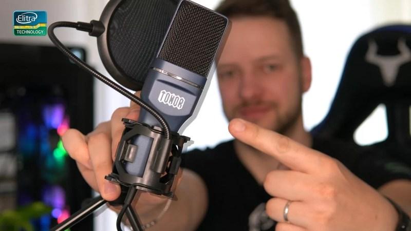 Recensione microfono Tonor TC-777 | Il migliore sotto i 50€