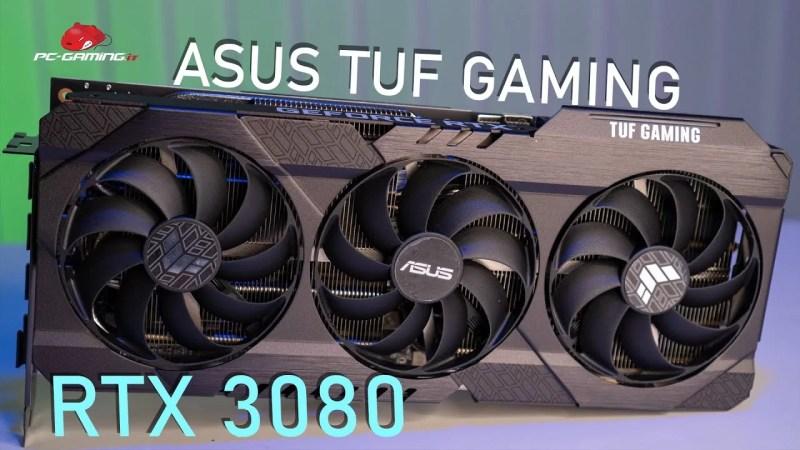 ASUS RTX 3080 TUF GAMING | Benchmark e considerazioni!