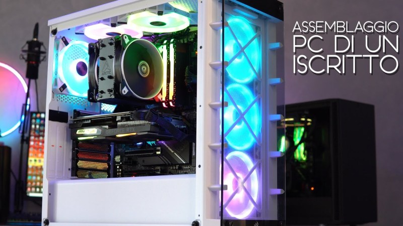 PC BUILD 1700€ | Assembliamo il PC di un ISCRITTO!