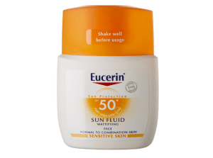 sensitive skin travel - eucerin